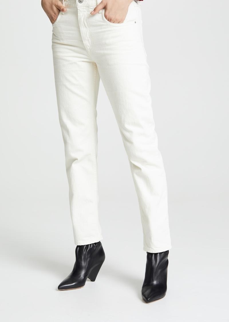 de0bfac69537 Isabel Marant Isabel Marant Etoile Fliff Jeans