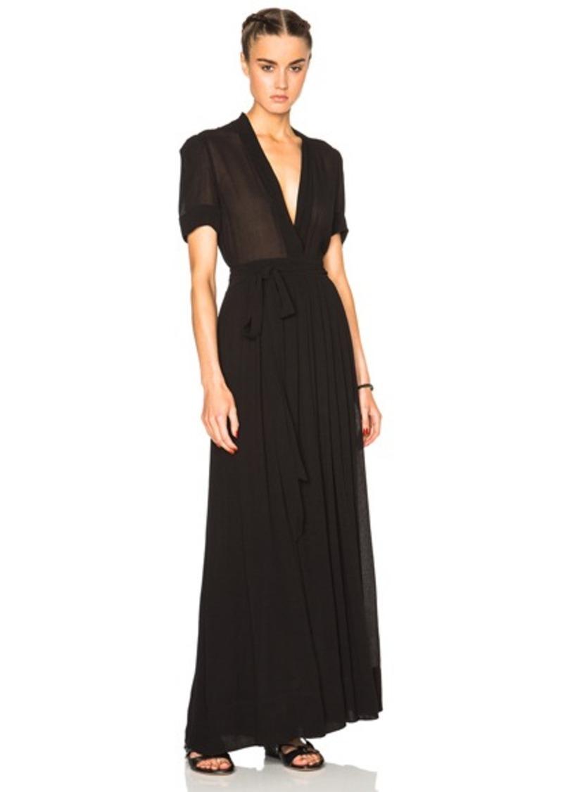 Isabel Marant Etoile Kamil City Flou Dress