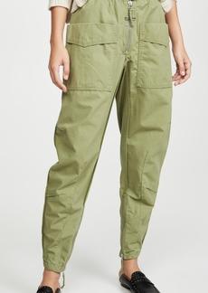 Isabel Marant Etoile Lecia Cargo Pants