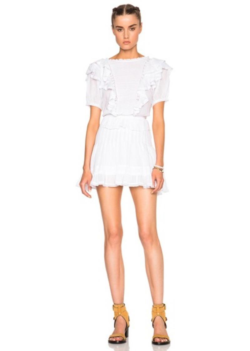 Isabel Marant Etoile Naoko Alice Items Dress