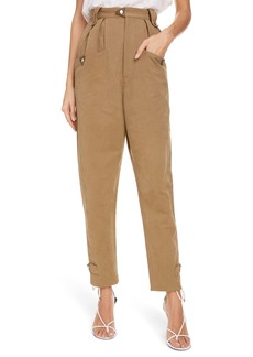 Isabel Marant Etoile Pulcie Ankle Trousers