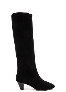 Isabel Marant Etoile Robby New Velvet Boots