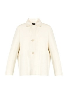 Isabel Marant Etta wool and linen-blend jacket