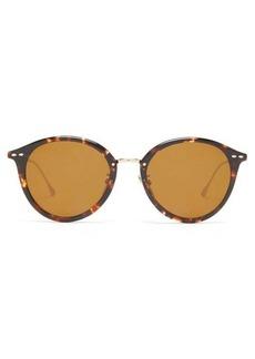Isabel Marant Eyewear Windsor round acetate sunglasses