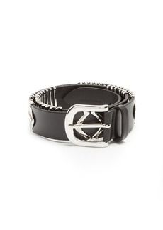 Isabel Marant Faithful Tehora leather waist belt