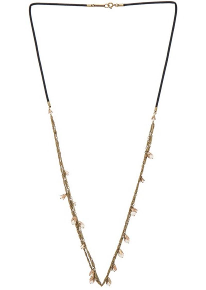 Isabel Marant Fes Necklace
