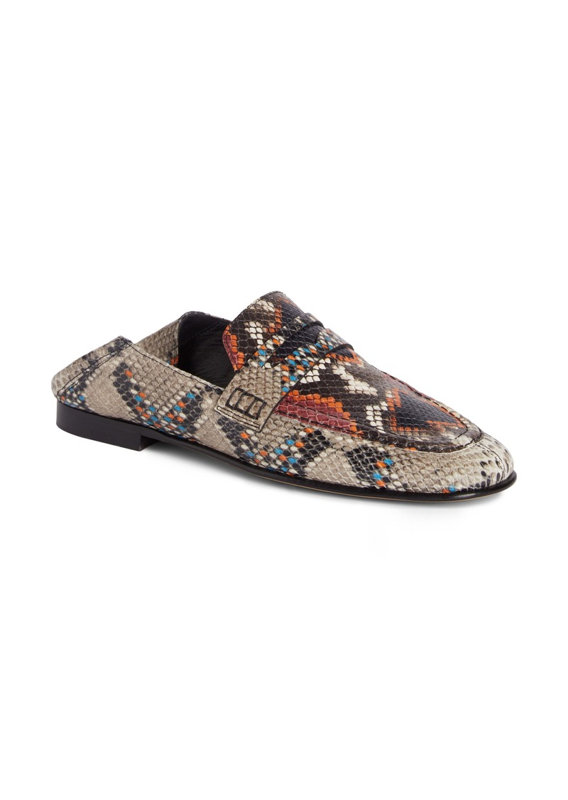 5d3cda93049 Isabel Marant Isabel Marant Fezzy Snakeskin Embossed Convertible ...