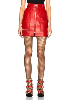 Isabel Marant Franck Leather Skirt