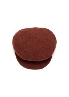 Isabel Marant Gabor wool-felt baker boy cap