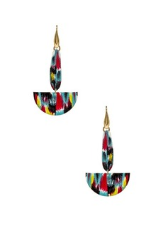 Isabel Marant Half Moon Drop Earrings