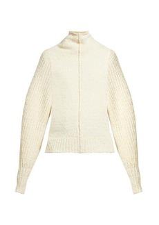 Isabel Marant Harriet roll-neck cashmere sweater