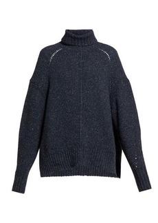 Isabel Marant Harriett roll-neck cashmere sweater