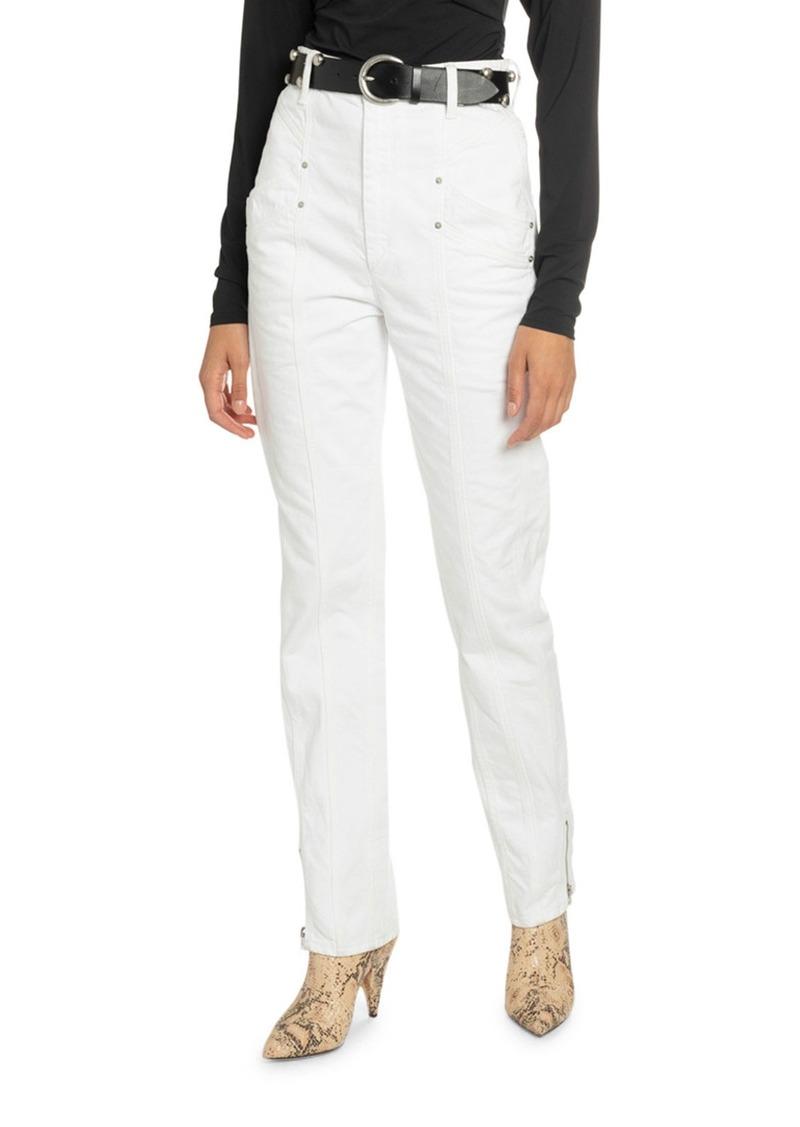 Isabel Marant High-Rise Jeans