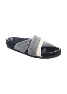 Isabel Marant Holden Cross Strap Slide Sandal (Women)