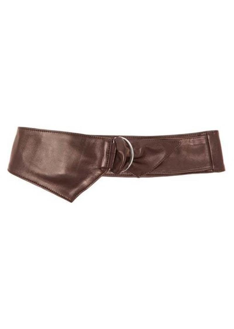Isabel Marant Idi leather belt