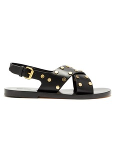 Isabel Marant Jane stud-embellished leather sandals
