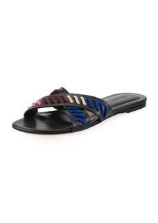 Isabel Marant Jansee Tiki Slide Sandal