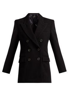 Isabel Marant Jaxen double-breasted wool-blend blazer