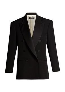 Isabel Marant Johna double-breasted wool jacket