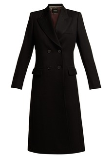 Isabel Marant Joleen double-breasted wool-twill coat