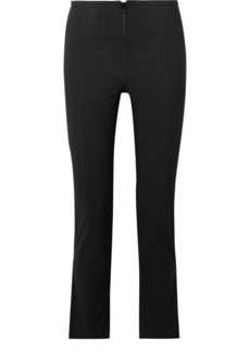 Isabel Marant Jumpery Stretch Cotton-blend Skinny Pants