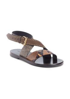 Isabel Marant Juzee Cross Strap Sandal (Women)