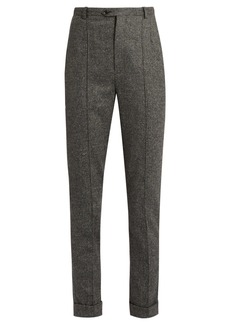 Isabel Marant Katja slim-fit cropped trousers