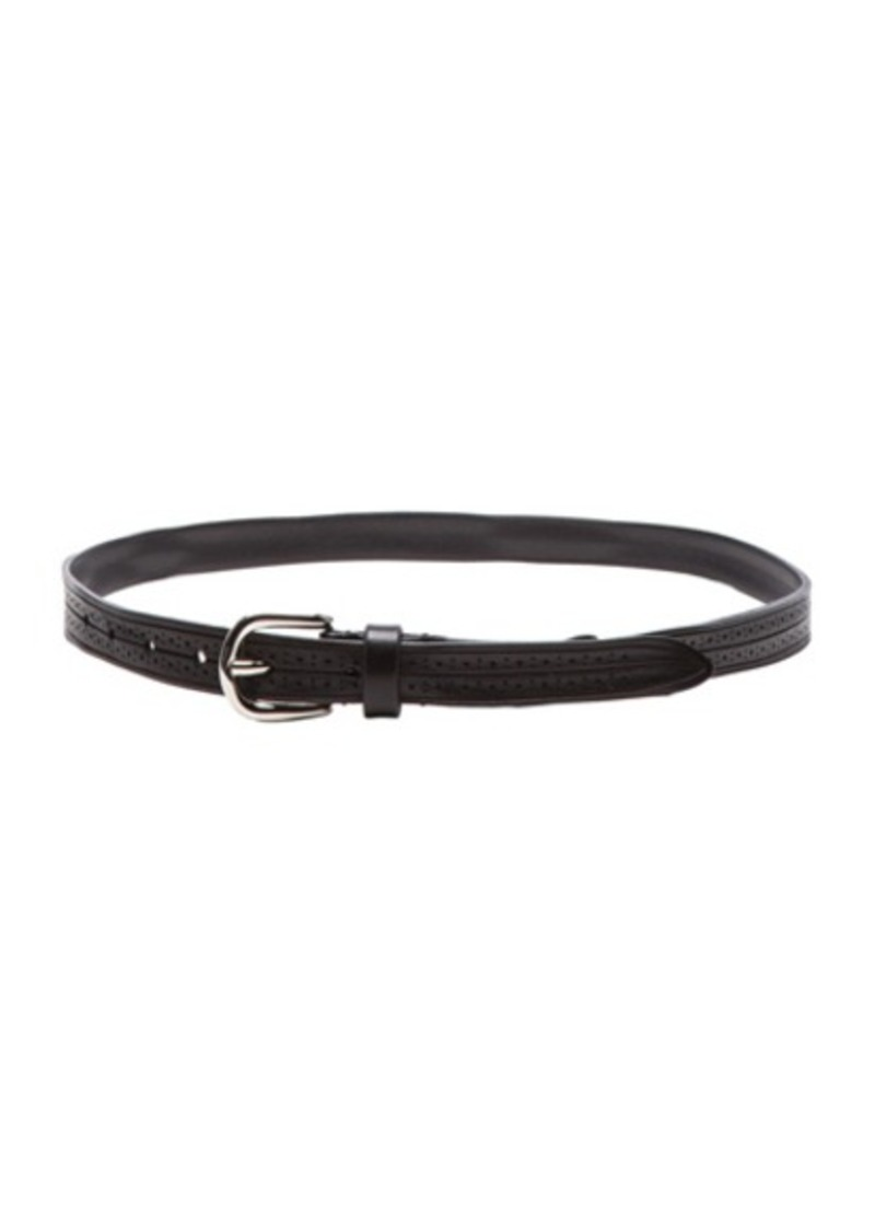 Isabel Marant Kaylee Leather Belt