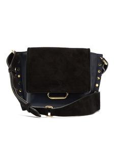 Isabel Marant Kleny studded small leather shoulder bag
