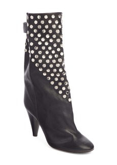 Isabel Marant Lakfee Studded Slouch Boot (Women)