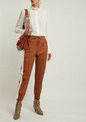 2582c90f5f9f3 Isabel Marant Lamia silk ruffled blouse Isabel Marant Lamia silk ruffled  blouse ...
