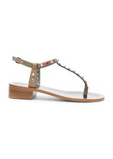 Isabel Marant Leather Aelith Sandals