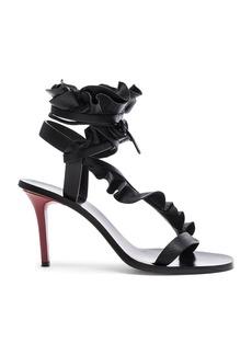 Isabel Marant Leather Ansel Heels