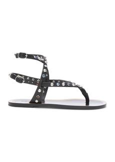 Isabel Marant Leather Audrio Sandals