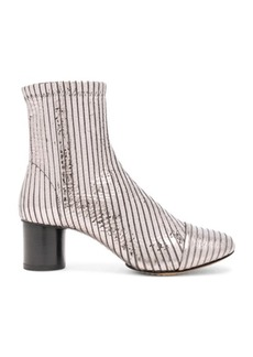 Isabel Marant Leather Datsy Boots