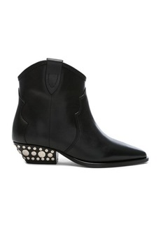 Isabel Marant Leather Dawyna Boots