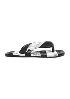 Isabel Marant Leather Eckily Sandals