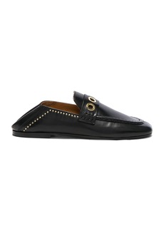 Isabel Marant Leather Fosten Loafers