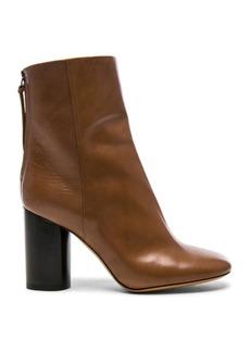 Isabel Marant Leather Garett Boots