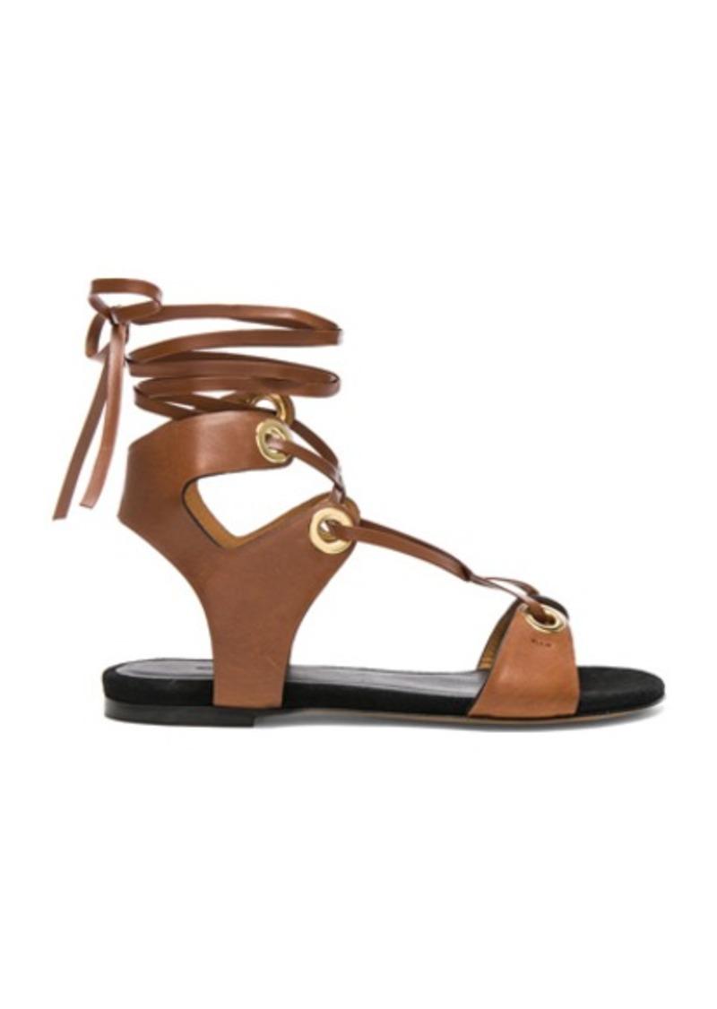 e641610b991b Isabel marant isabel marant leather jaysta sandals shoes jpg 800x1126 Isabel  marant sandals