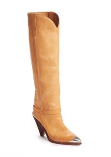 Isabel Marant Lenskee Knee High Boot (Women)