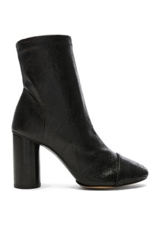 Isabel Marant Lizard Embossed Rillyan Boots