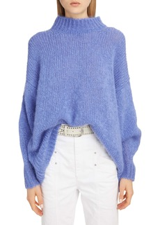 Isabel Marant Long Mohair Blend Sweater