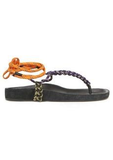 Isabel Marant Loreco rope sandals