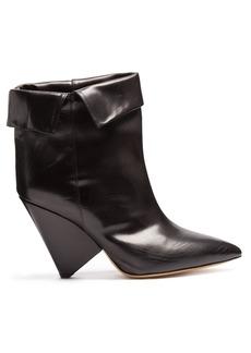 Isabel Marant Luliana leather ankle boots