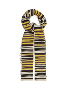 Isabel Marant Lurra striped scarf
