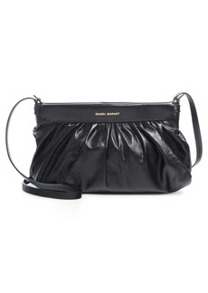 Isabel Marant Luzes Leather Crossbody - Black