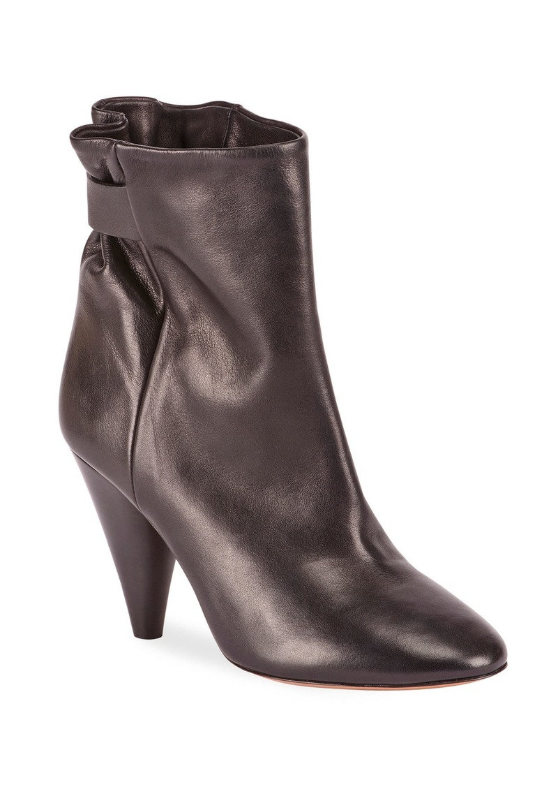 Isabel Marant Lystal Soft Leather Booties