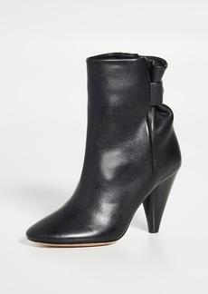 Isabel Marant Lystal Wrinkled Boots