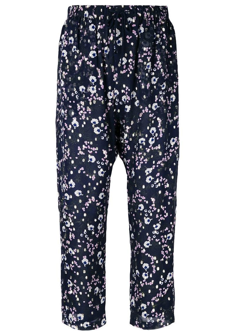 Maloua trousers - Blue Isabel Marant tY01wIpao
